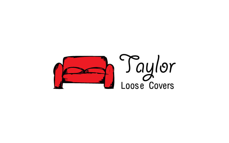 Loose Covers Logo Design