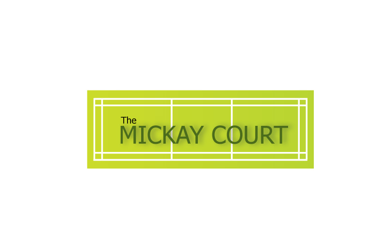 Tennis Court Makers Logo Design