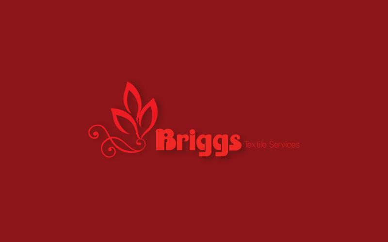 Textile Services & Supplies Logo Design