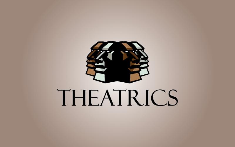 Theatrical Companies Logo Design