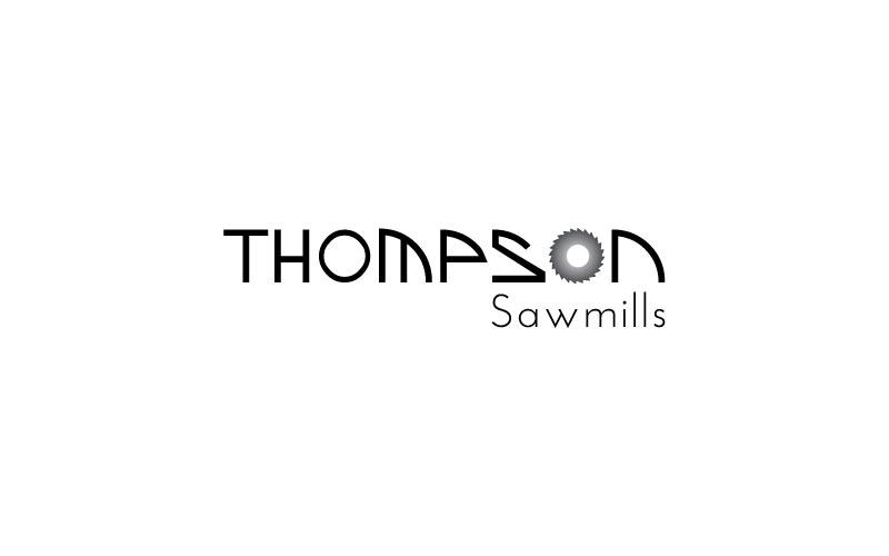 Sawmills Logo Design