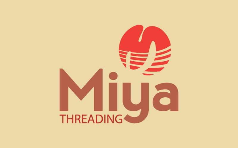 Threading Logo Design