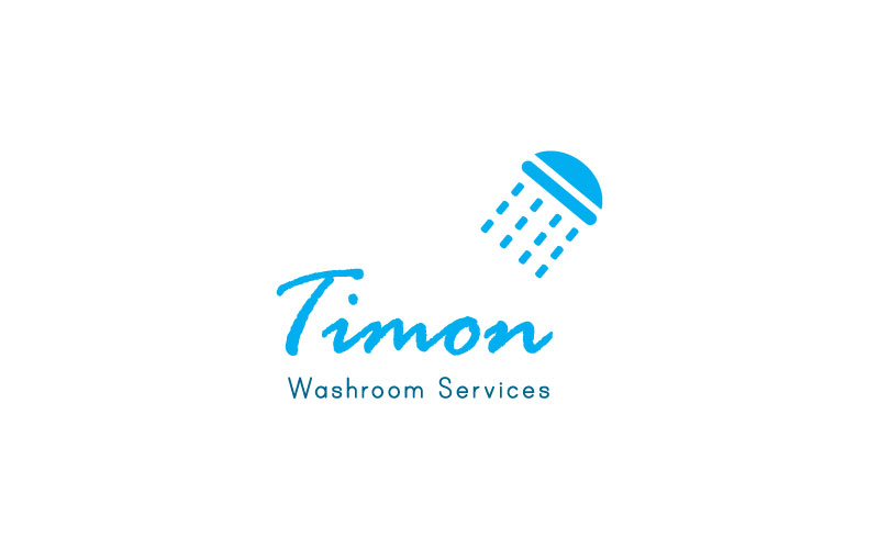 Washroom Services Logo Design
