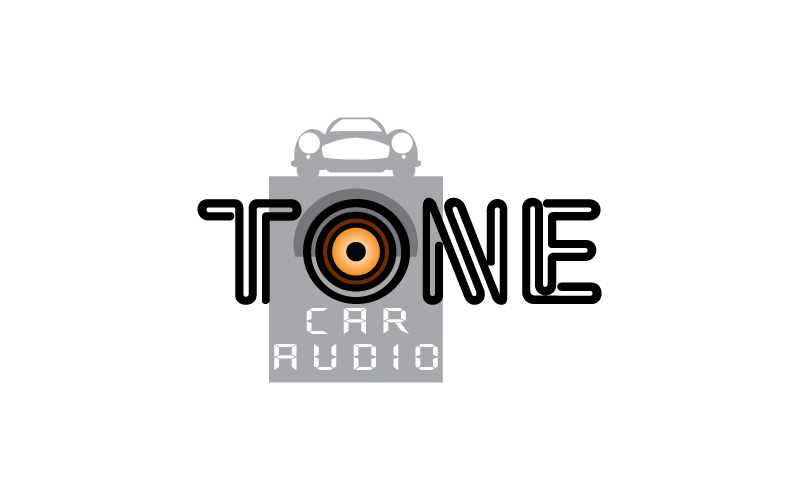 Car Audio Systems Logo Design
