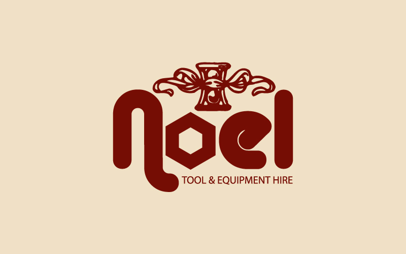 Tool & Equipment Hire Services Logo Design