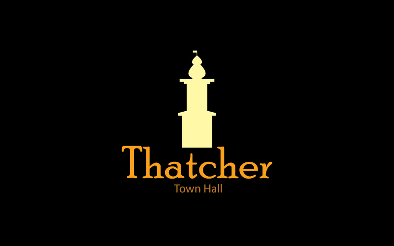 Town Halls Logo Design