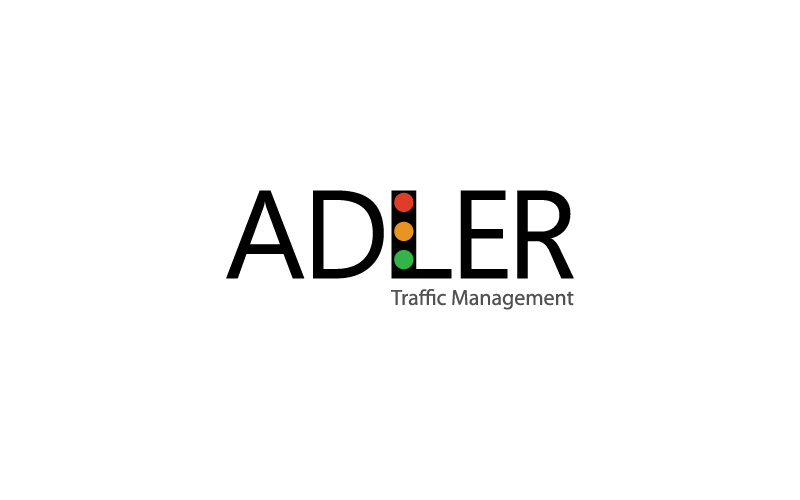 Traffic Control & Management Logo Design