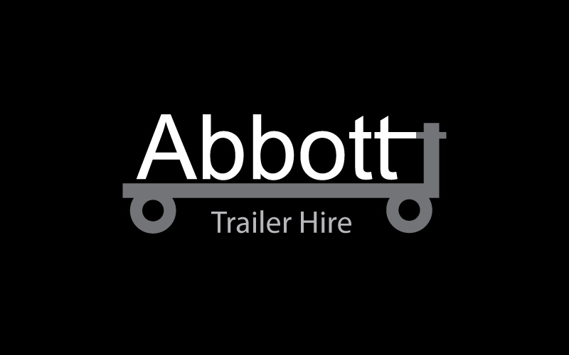 Trailer Hire Logo Design