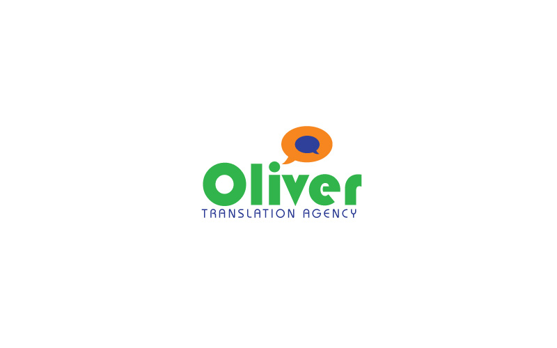 Translation Agencies Logo Design