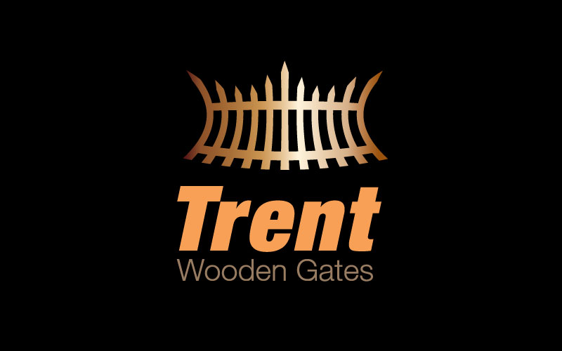 Wooden Gates Logo Design