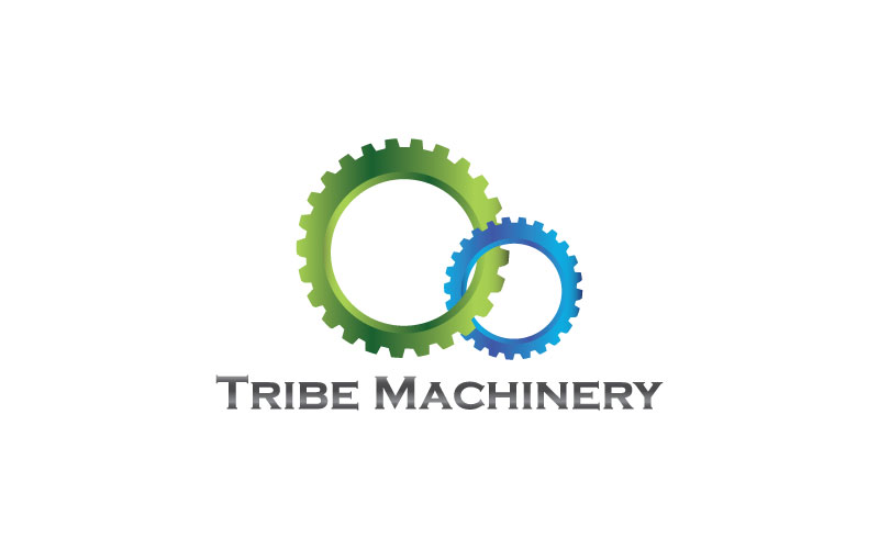 Machinery Logo Design