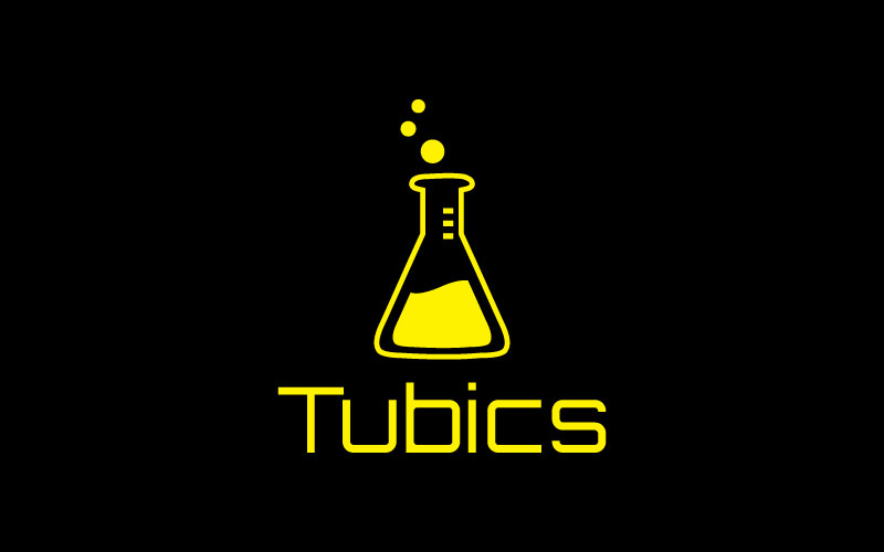 Laboratory Equipment Logo Design