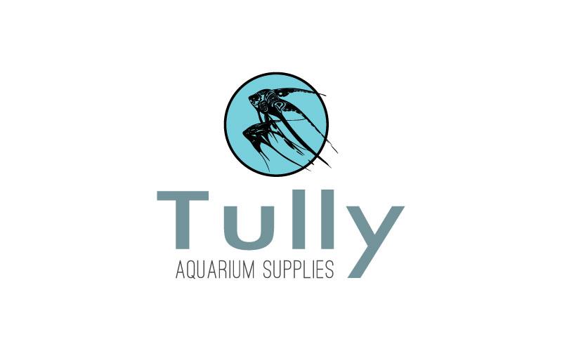 Aquarium & Pond Supplies Logo Design