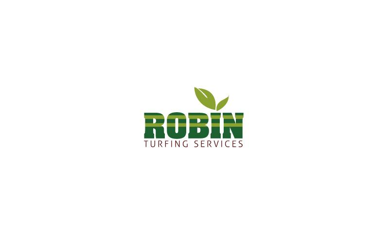 Turfing Services Logo Design