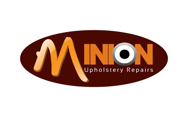 Upholstery Repairs Logo Design