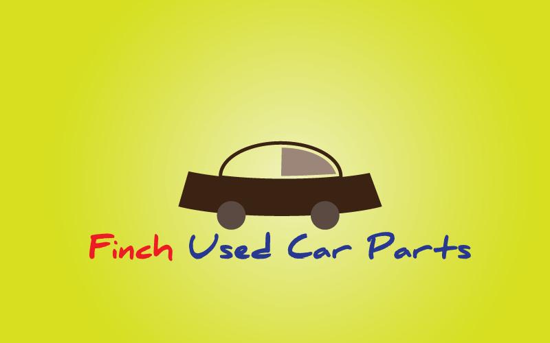 Used Car Parts Logo Design