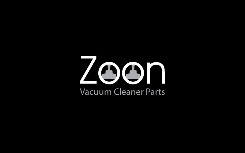 Vacuum Cleaner Parts Logo Design