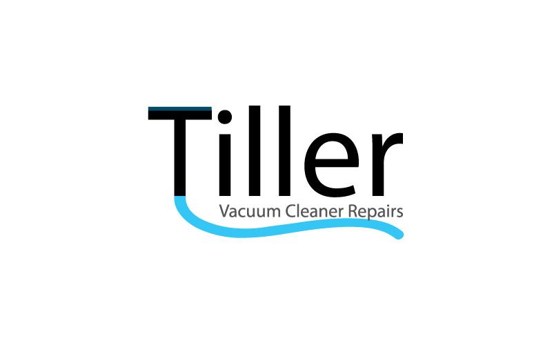 Vacuum Cleaners - Repairs & Parts Logo Design