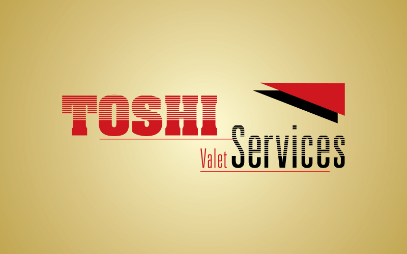 Valet Services Logo Design