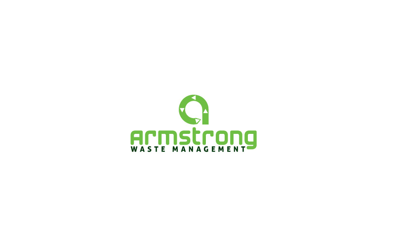 Waste Management Logo Design