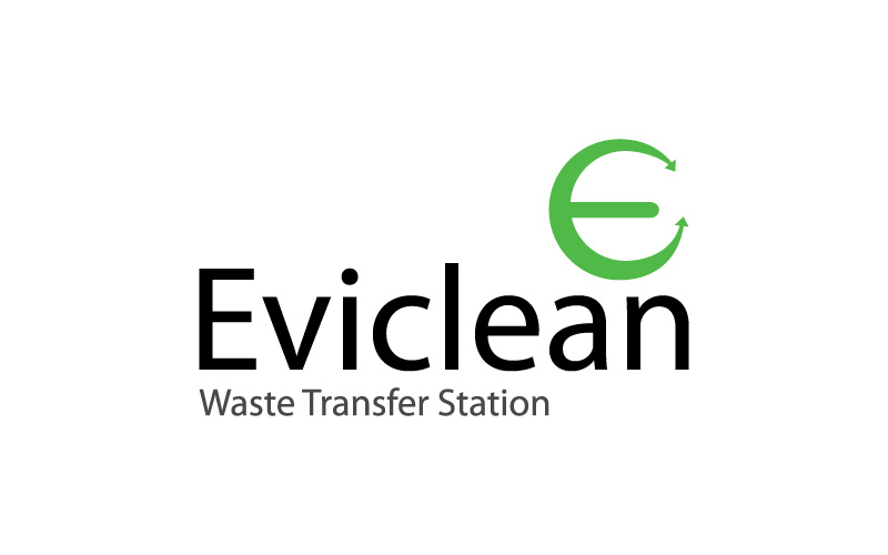 Waste Transfer Station Logo Design