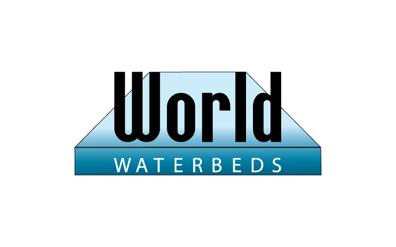 Waterbeds Logo Design