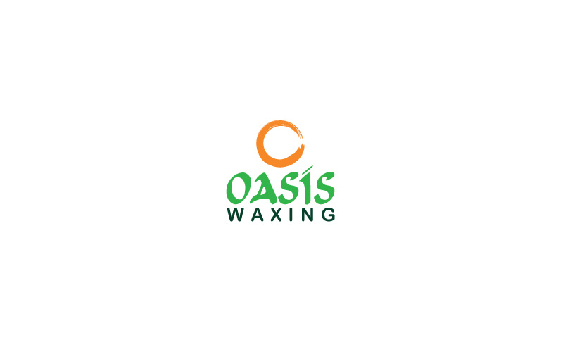 Waxing Logo Design