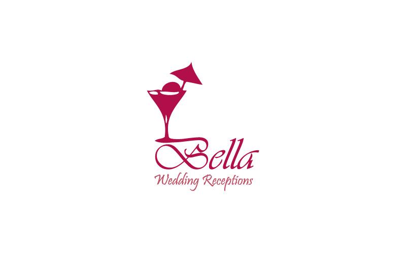Wedding Receptions Logo Design