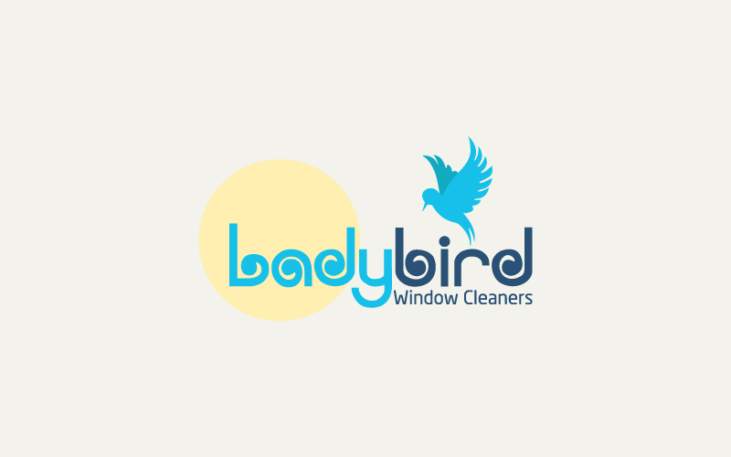 Window Cleaners Logo Design