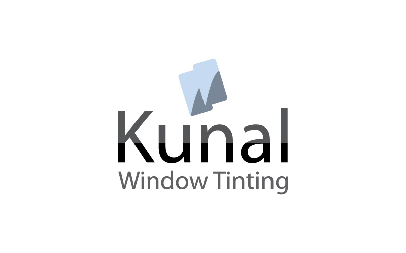 Window Tinting Logo Design
