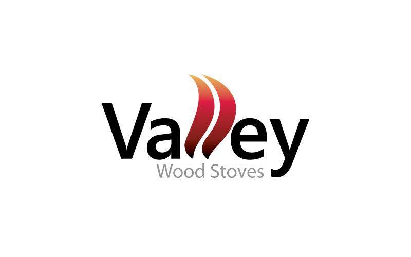 Wood Burning Stoves Logo Design