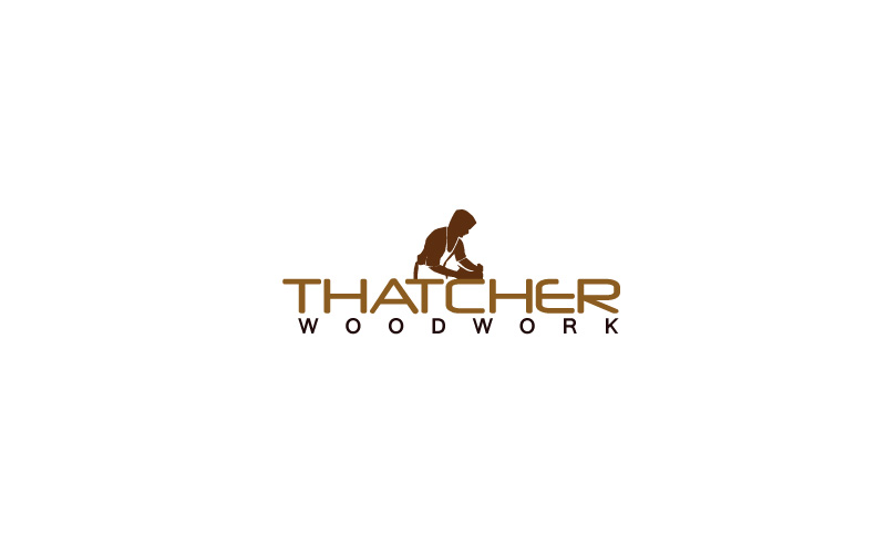 Woodworkers & Wood Turners Logo Design