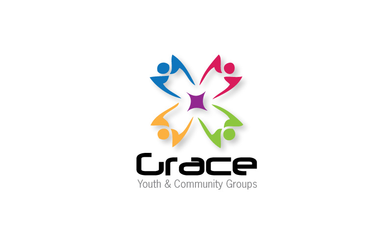 Youth & Community Groups Logo Design