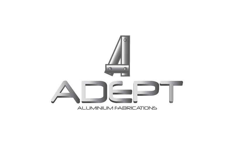 Aluminum Fabrications Logo Design