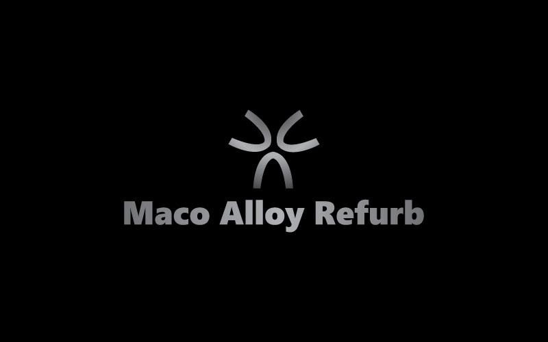 Alloy Wheels Logo Design