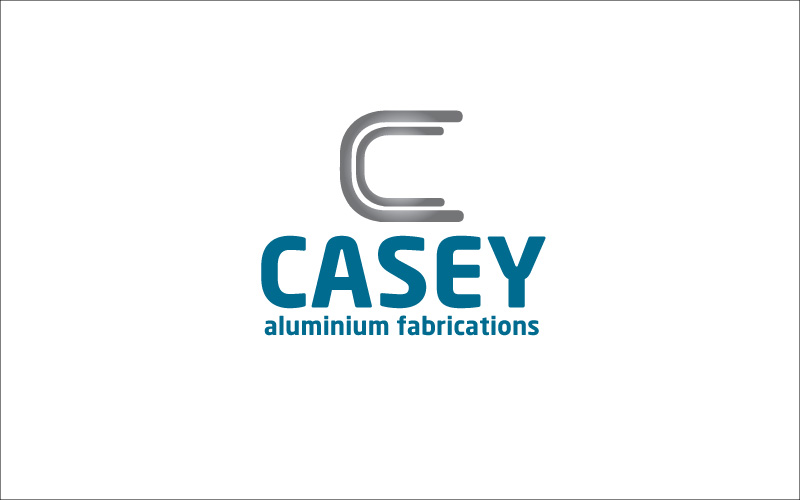 Alluminium Fabrications Logo Design