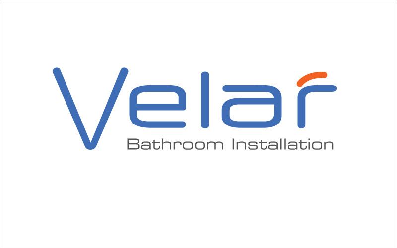 Bathroom Installation Logo Design