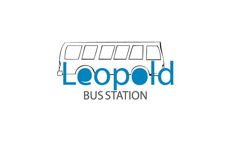 Bus Station Logo Design