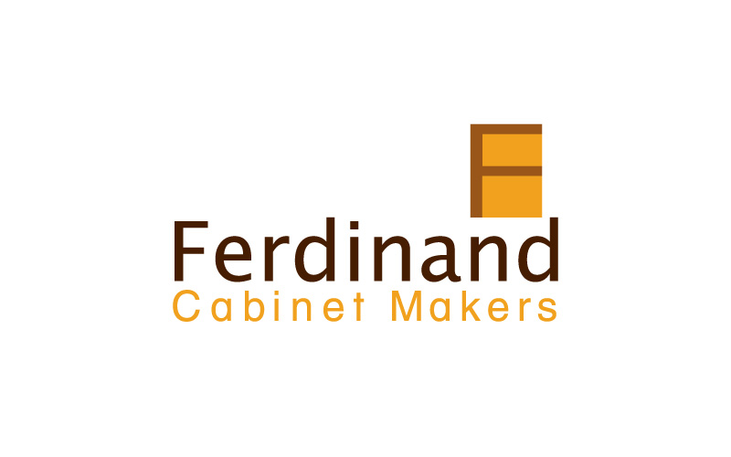 Cabinet Makers Logo Design
