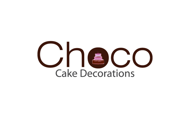 Cake Decorations Logo Design