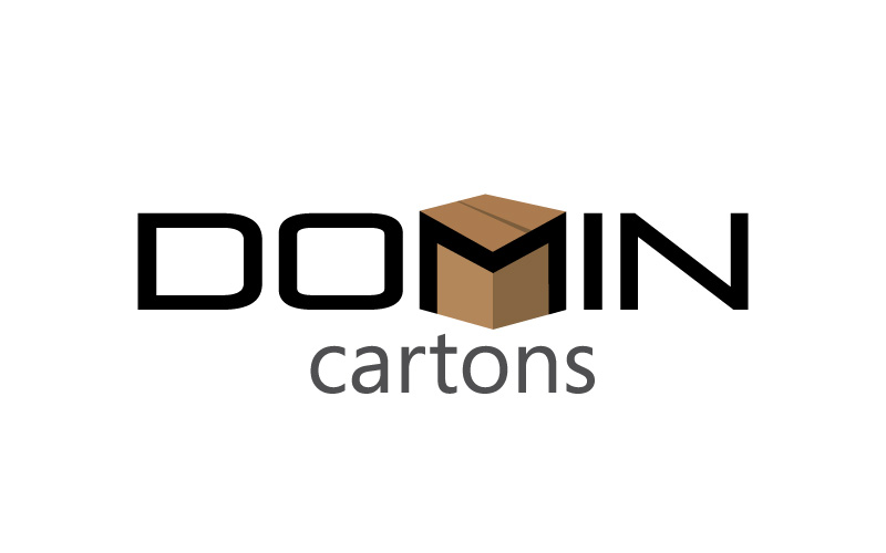 Cartons Logo Design