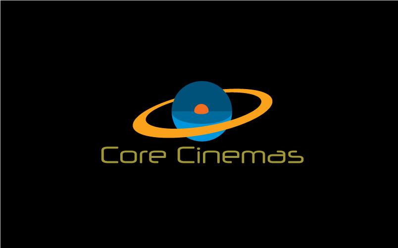 Cinemas Logo Design