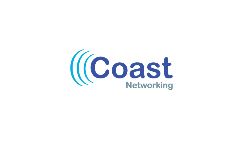 Computer Networking & Cabling Logo Design