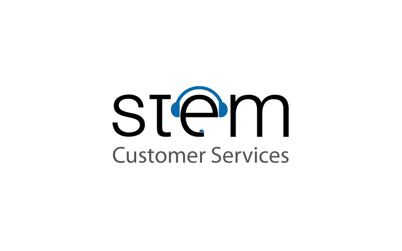 Customer Services Logo Design