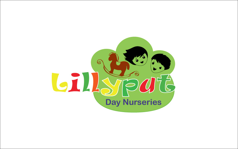 Day Nurseries Logo Design
