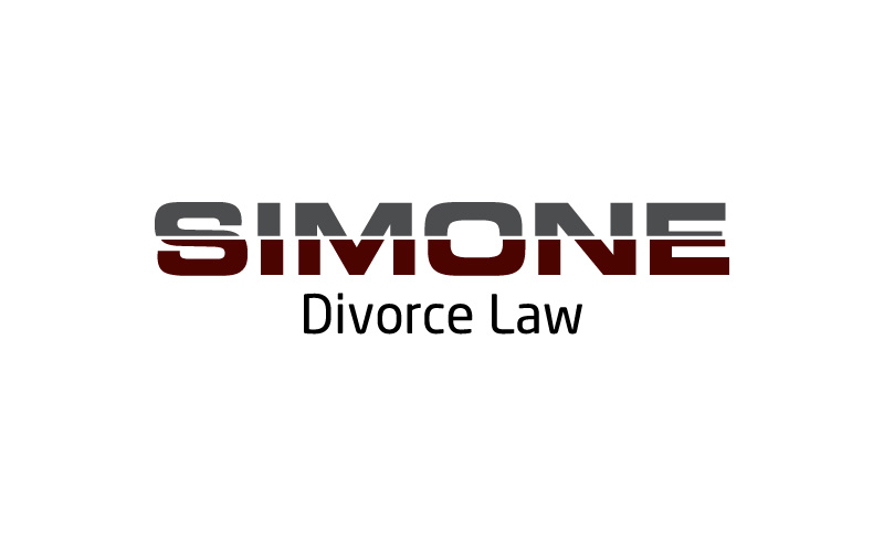 Divorce Law Logo Design