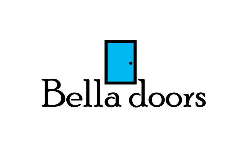 Domestic Door Manufacturers Logo Design