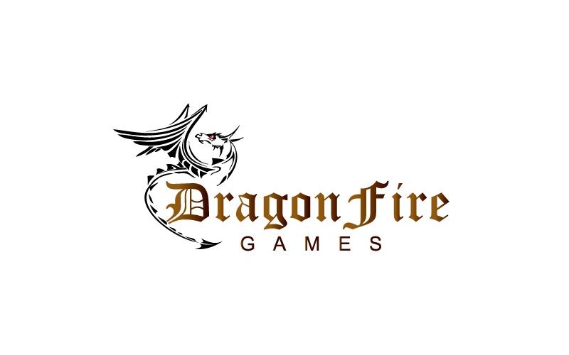 Games Shops Logo Design