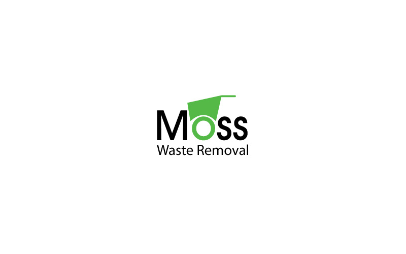 Garden Waste Removal Logo Design