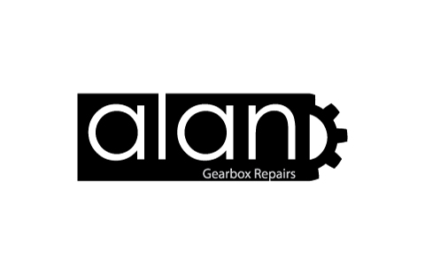 Gearbox Repairs Logo Design
